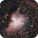 M16 Eagle Nebula, Pillars of Creation,                                Heinz C. Weber