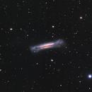 NGC 3628,                                zoyah