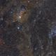 Pleiades and California nebula,                                Tiago Narciso
