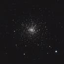M30 Globular Cluster (RGB) - 10 Dec 2018,                                Geof Lewis