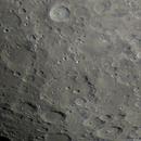 Tycho, Clavius, Moretus, 3er Mosaik in Farbe,                                Spacecadet