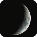 Moon 18.03.2021. Phase 25.2%,                                Sergei Sankov
