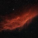 NGC 1499 California Nebula 2-color,                                Eddie_R