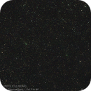 Comet Lovejoy and LINEAR in conjunction,                                José J. Chambó