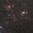 12 NGC objects in the LMC,                                DavidLJ