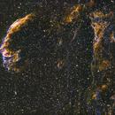 Veil Nebula,                                Lawmarks