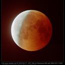 Moon eclipse July 27 2018 23:17,                                Andre van Zegveld