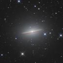M104 - Sombrero Galaxy,                                NocturnalAstro