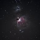 Orion M42,                                Christian Baer