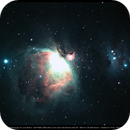 Messier#42 - The Great Orion Nebula,                                minoSpace
