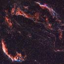 Cygnus Loop,                                Pete Strakey