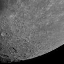 Tycho, Clavius und der Südmond,                                Spacecadet