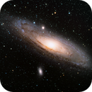 M31 Andromeda Galaxy,                                Manuel Huss