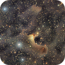 The Ghost Nebula in Cepheus,                                flyingairedale