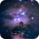 NGC 1977 The Running Man Nebula,                                James Baguley