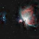 Orion Nebula,                                Ugmul