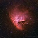 NGC 281, Pacman Nebula in Cassiopea,                                Roberto Marinoni
