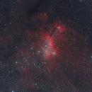 Prawn Nebula HOO,                                Scotty Bishop