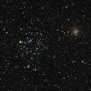 M35 - Open Cluster,                                Willem Jan Drijfhout