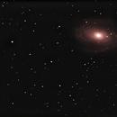 Bode's and Cigar Galaxies,                                Nikolaos Karamitsos