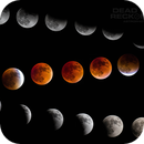 Total lunar eclipse, 27SEP2015,                                Kristopher Flory