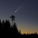 Comet C/2020 F3 (NEOWISE) over the Peak District,                                Michele Vonci