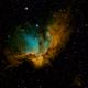 Wizard Nebula (NGC 7380),                                Jim McKee