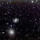 NGC5850 and friends,                                John R Carter, Sr.