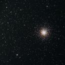 M10 Stars Cluster,                                Michael Shwartz