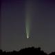 Comet C/2020 F3 NEOWISE Over Trees,                                KHartnett