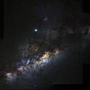 Milky way mosaic,                                Kamil