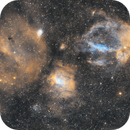 NGC 7635 Bubble and friends,                                alistairmac