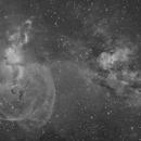 NGC 3581 & NGC 3603,                                astroreunion