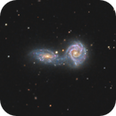Arp 271 (NGC 5426 and NGC 5427),                                Chris Sullivan
