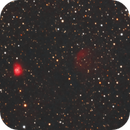 Abell 77 Planetary Nebula in Cepheus. RGB: HOO: HaRGB.,                                Pat Rodgers
