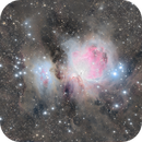M42 Orion,                                alistairmac