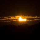 Partial Solar Eclipse,                                Eric C