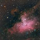 M16  ( revision photométrique SIRIL ),                                Joel85