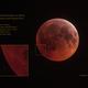 Meteor Impact on Blood Moon,                                  Robert Eder