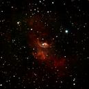 NGC 7635 Bubble Nebula,                                Wanni