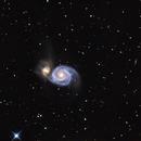 M 51,                                Merlin Gail