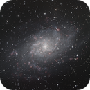 M33 - The Triangulum Galaxy,                                David Webster