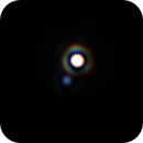 Epsilon Boötis - Izar - Purcherrima (double star),                                Marcos González T...