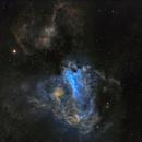 The Omega Nebula M17,                                Wissam Ayoub