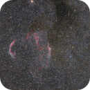 Star fields in the constellation Cygnus,                                Sergej Kopysov