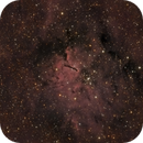 NGC6823 Ha_RGB,                                Bernard DELATTRE