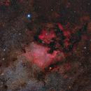 North America NGC7000,                                  Łukasz Żak