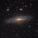 NGC 7331,                                Christoph Lichtblau