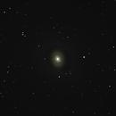 M94 Cat's Eye Galaxy,                                Robert Browning