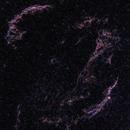 Veil Nebula with William Optics SpaceCat51,                                APK